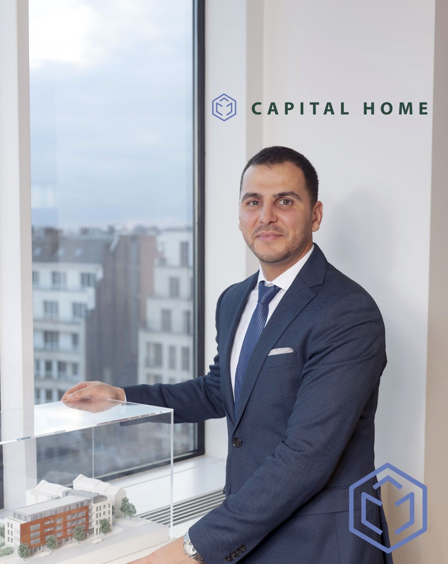 Redouane Capital Home